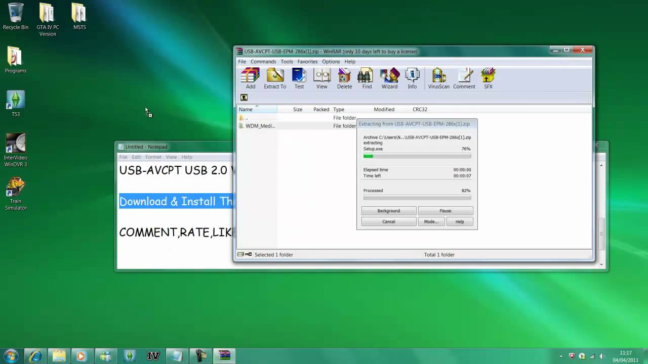 how to get windows to show usb