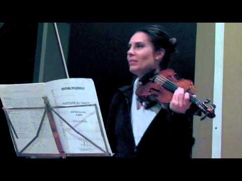 "Nina Karmon & Denis Omerovic  ❘  ""Histoire du Tango""  ❘  Astor Piazzolla"