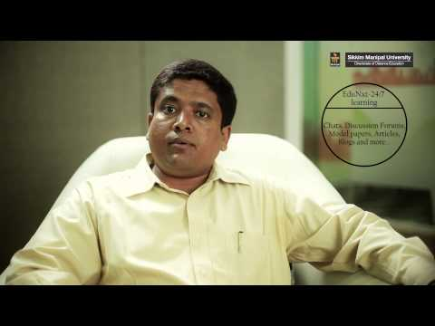 Distance Education MBA at SMU - Review  by  Prajwal Kumar