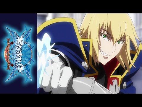BlazBlue: Alter Memory - Official Clip - Ragna VS Jin
