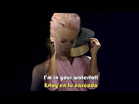 Stargate ft Sia and P!nk  Waterfall Lyrics+ Sub  Español