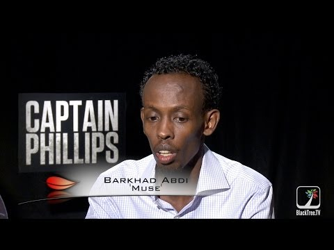 Captain Phillips Interview W/ Barkhad Abdi And Director Paul Greengrass