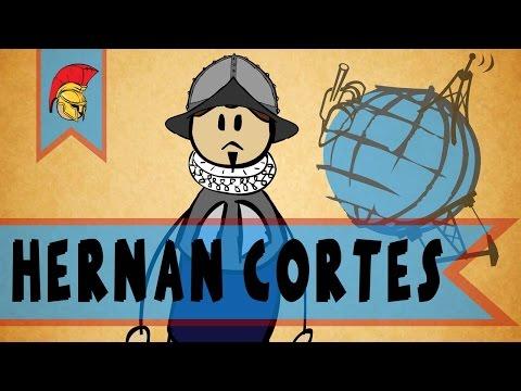 Hernan Cortes: The Conquistador of the Aztecs | Tooky History