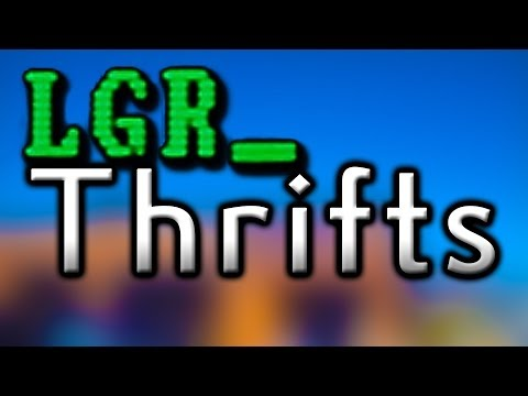 LGR - Thrifts [Ep.2] Big Blue Find