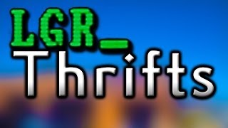LGR - Thrifts [Ep.2] New Shops, Big Blue Find