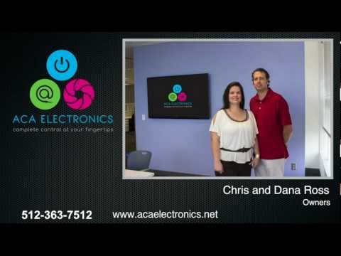 Commercial Audio Systems Austin - Audio & Video Integration!