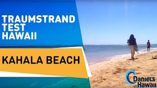 Traumstrand Hawaii 🌺 Test - Kahala Beach Traum Strand auf Oahu in Hawaii