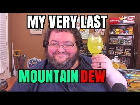 Thumbnail: My Last Ever Mountain Dew! Gastric Bypass update