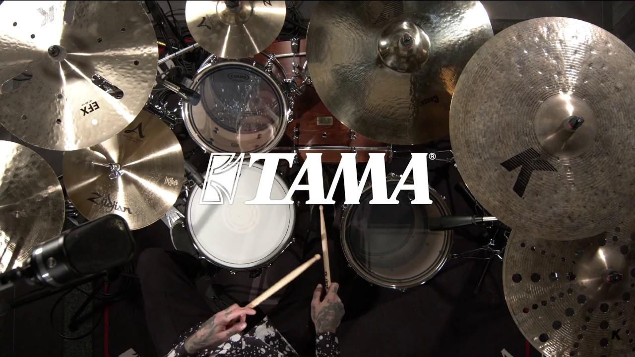Tama Slp Fat Spruce Feat Mat Nicholls Throne Gear4music