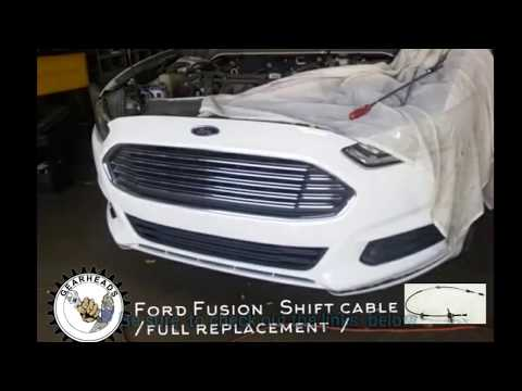 ford focus shift cable replacement