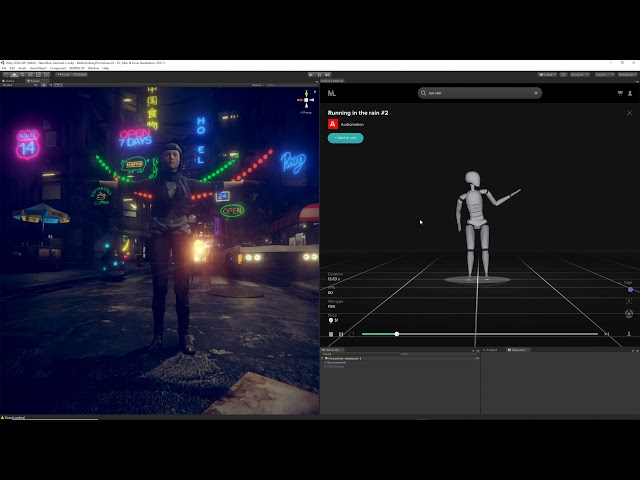 Rokoko's motion-capture library will be available in Unity Asset