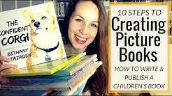10 Steps to Self-Publish Your CHILDRENS PICTURE BOOK