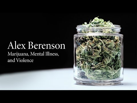 Alex Berenson | Marijuana, Mental Illness, and Violence Mp3