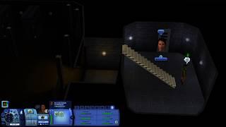 Прохождение гробниц в The Sims 3. Египет. Грязные намерения. Центр управления Джеймса Вогана.