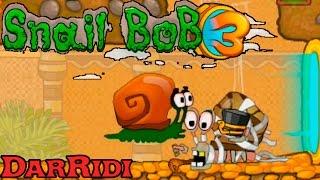 Флеш игра Улитка Боб 3 прохождение Snail Bob 3