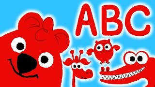 Animal Phonics | ABC | with Morphle