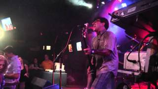 On The Dark Side by John Cafferty & BBB - Great Live Performance by The Nerds at Jenks Summer 2010
