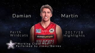 Damian Martin highlights 2017/18
