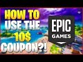 Gambar cover EVERYTHING YOU NEED TO KNOW ABOUT THE 10$ EPIC GAMES COUPON !! | HURRY UP LIMITED TIME ONLY!