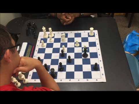 USCF Rating 1805 Xavier vs. USCF Rating 1573 Michael