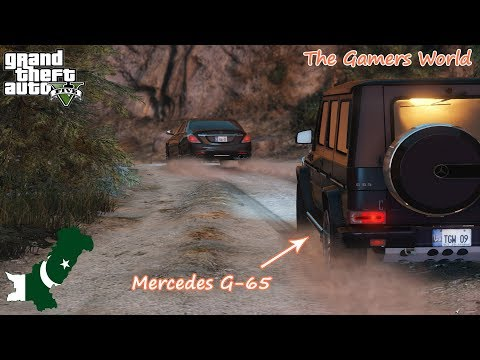 GTA 5 Pakistan | Party | Mercedes | The Gamers World