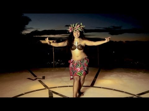 How To: Dance like a Cook Islands Princess