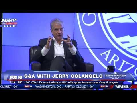 FNN: Q&A With Jerry Colangelo at GCU