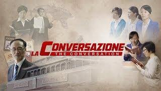 """Film cristiano completo in italiano  2018 - """"La conversazione"""" La battaglia spirituale"""