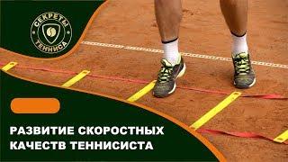 Развитие скоростных качеств теннисиста, ОФП - СЕКРЕТЫ БОЛЬШОГО ТЕННИСА