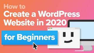 How To Create A WordPress Website [2020] For Beginners + SEO!