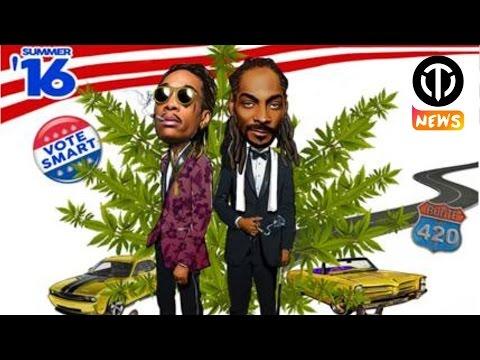 Snoop Dogg And Wiz Khalifa Announce Summer Tour