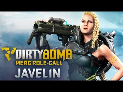 Dirty Bomb: Javelin - Merc Role-Call