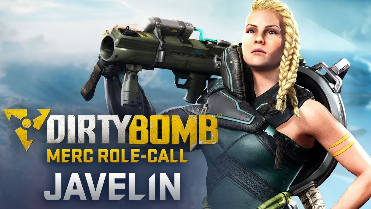 Dirty Bomb Javelin