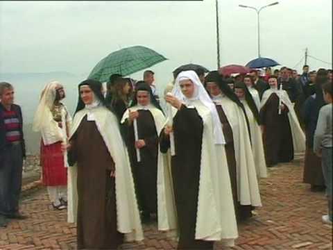 Albania: Carmelites from Nynshat (Nënshat) - Trailer