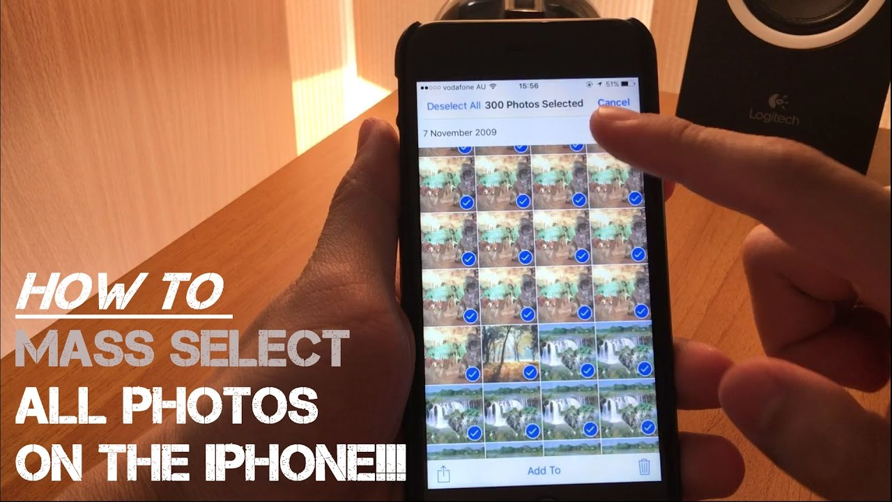 on iphone photos how to select all photos on iphone the way