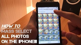 How to Select All Photos on iPhone the Quickest Way!