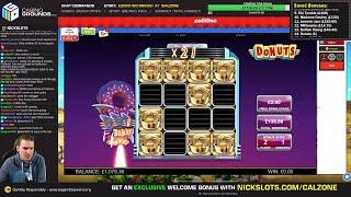Casino Slots Live - 28/01/19 *BONUS HUNT!*
