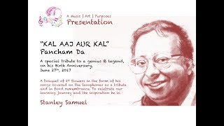 The Ultimate Saxophone Collection   Celebrating Pancham Da's Anniversary   Stanley Samuel