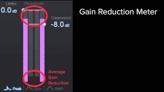 Gain Reduction | iZotope Pro Audio Essentials