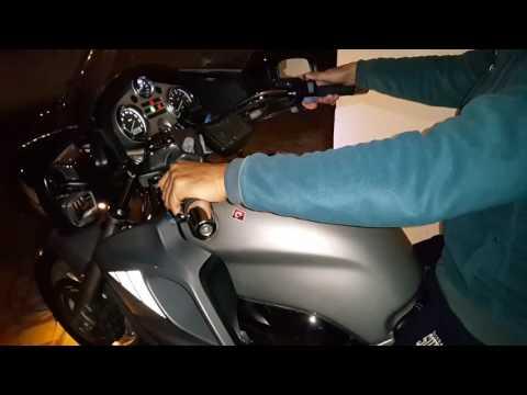 BMW R 1200 CL rolanti ve gaz yemiyor