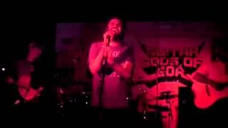 """Errol Andrade @ Guitar Gods of Goa 2013 - """"Soundcheck"""""""