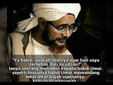 Kata kata mutiara guru Mulya habib Umar bin hafidz