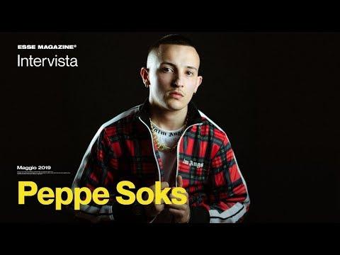 Peppe Soks: Riparto da me | ESSE MAGAZINE