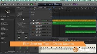 Film Scoring Tips | Chase Scenes