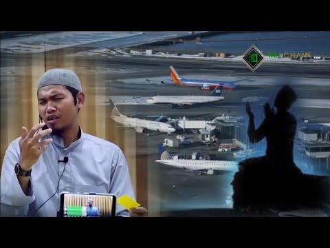 Perbedaan Syiah vs Ahlussunnah Ketika Mereka Manaiki Pesawat | Ust. Abu Usamah Syamsul Hadi, Lc.