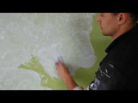 видео: Роскошь доступная каждому! Декоративная штукатурка