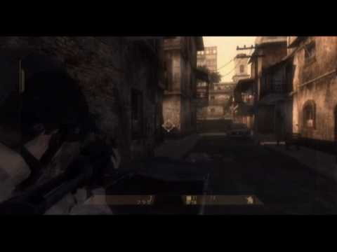 PS3 レインボーシックスベガス プレイ動画1