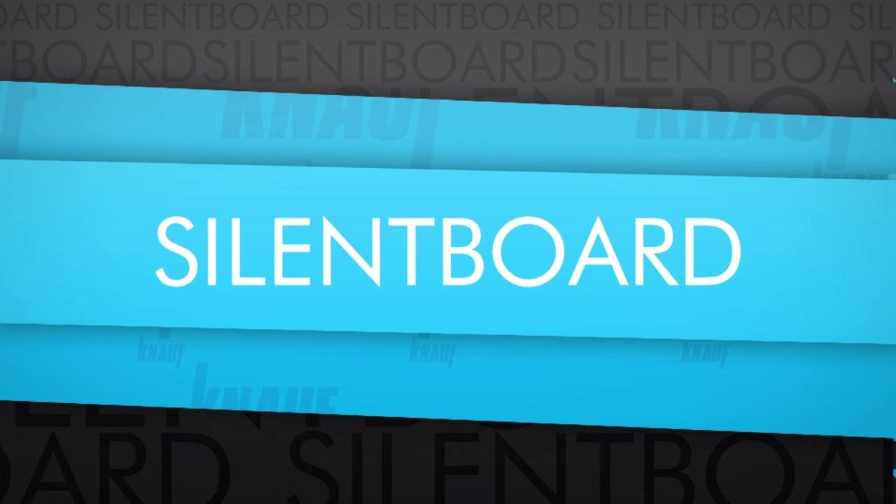 Knauf Silentboard knauf silentboard