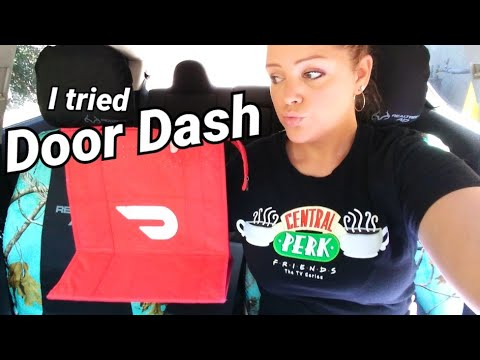 My Door Dash Experience As An Uber Eats Driver! **never Again**
