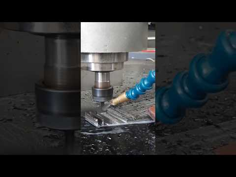 DIY CNC Router with Chinese 3kw Spindle cutting steel easily